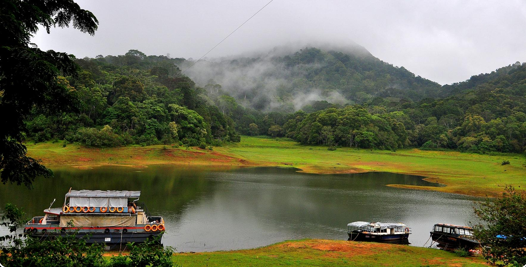 Photography Walk at Periyar Tiger Reserve