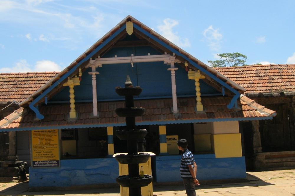 Thirunelli Temple- Wayanad