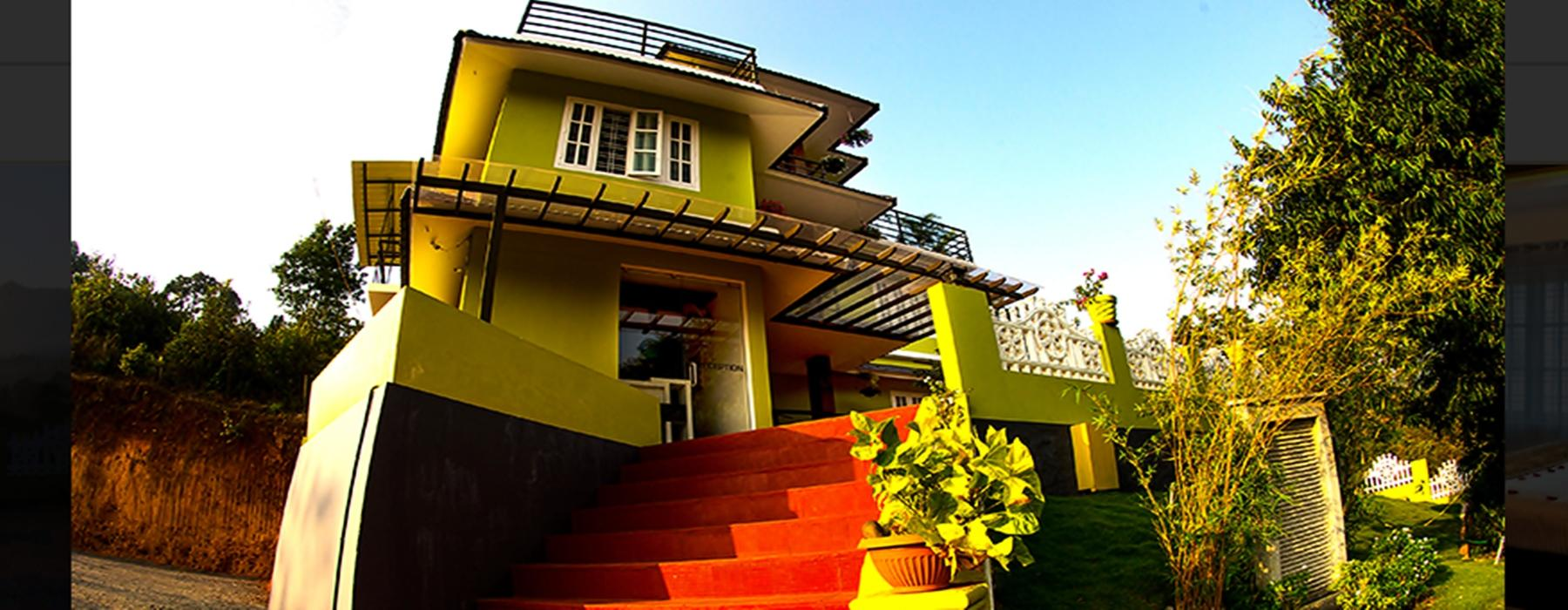 Girassol Serviced Villa