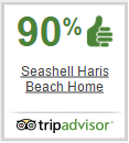 Seashell Haris Beach Home