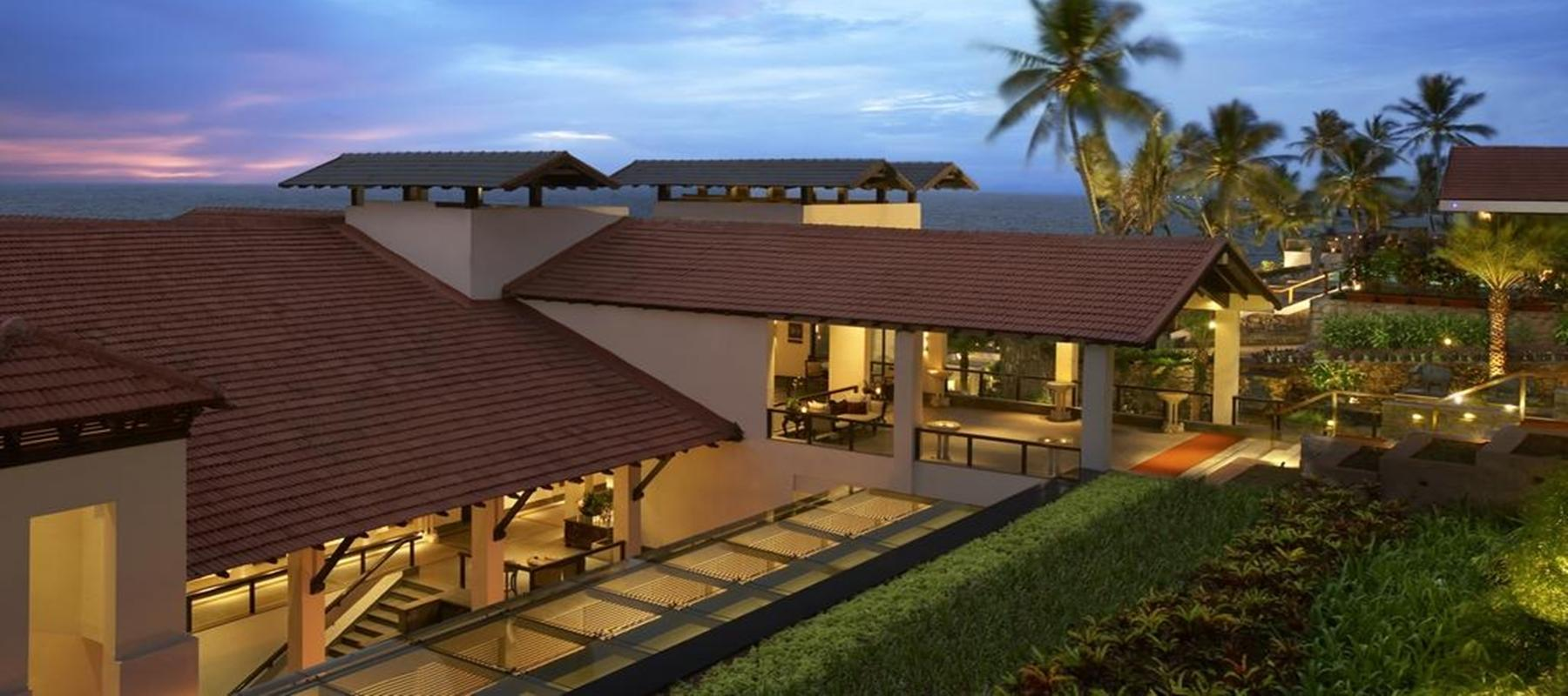 The Leela Kovalam