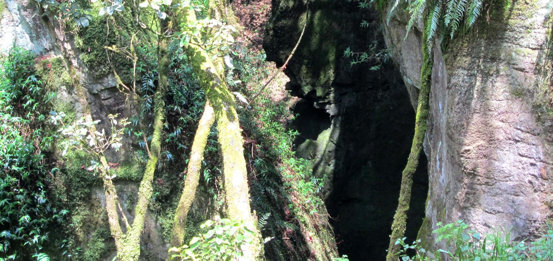 Guna Caves