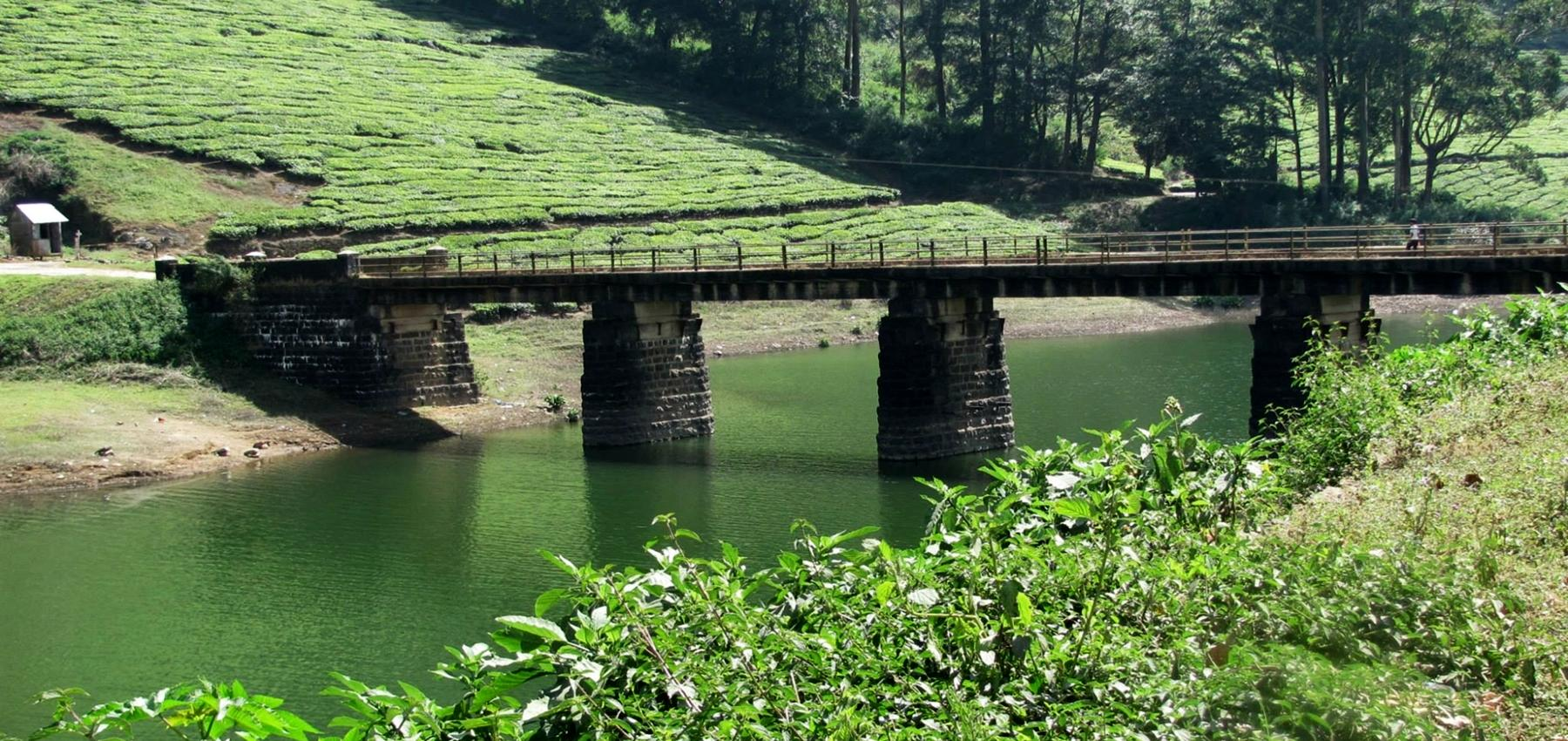 Meghamalai Sightseeing