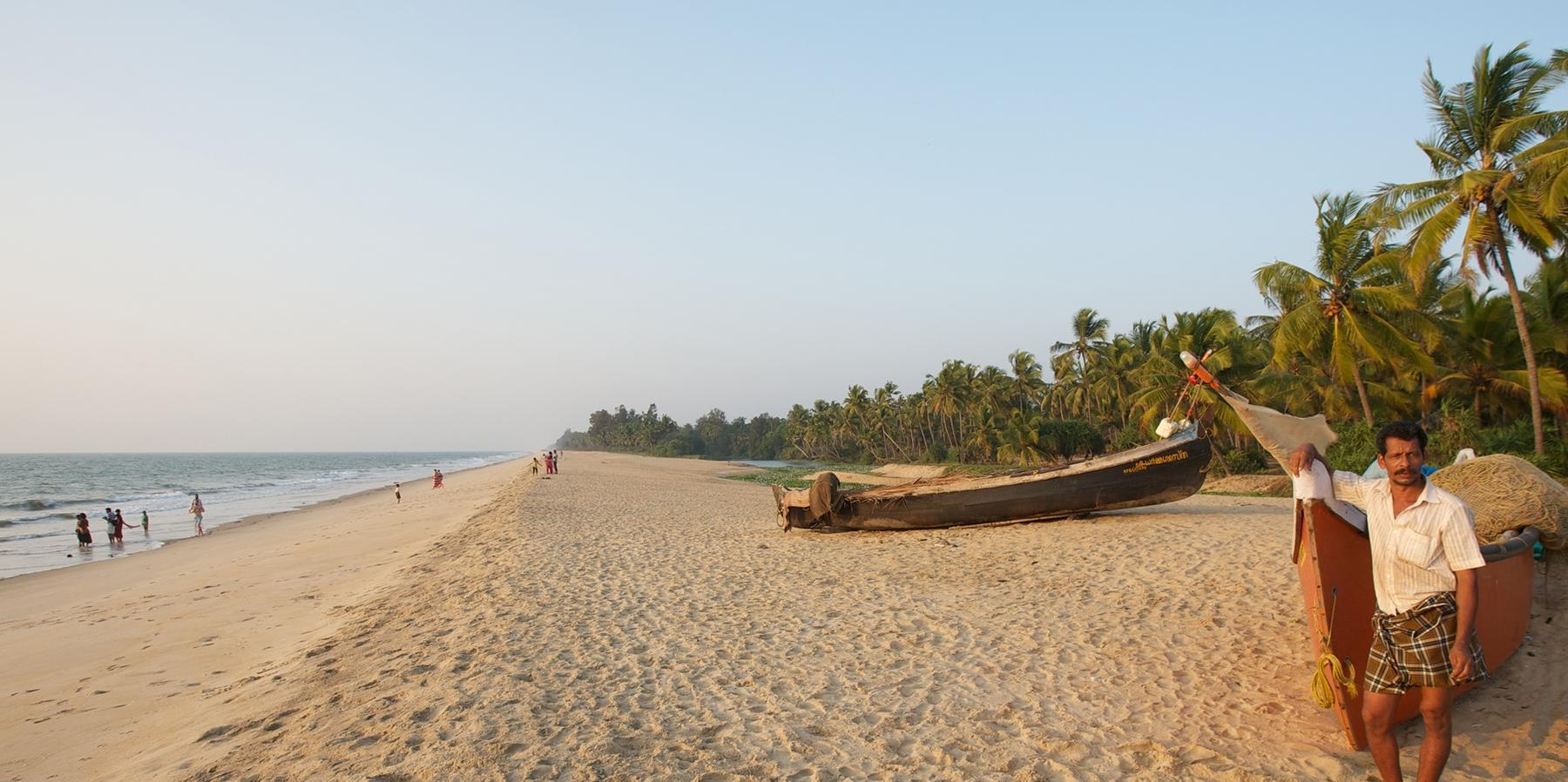 Beaches in Kerala