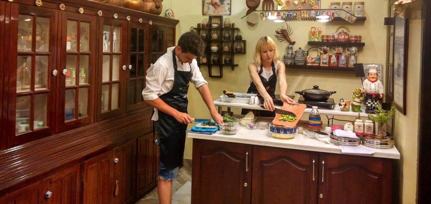 Cooking Classes in Kerala