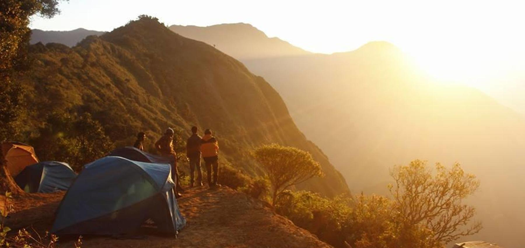 Tents and Trekking Camps in Kerala