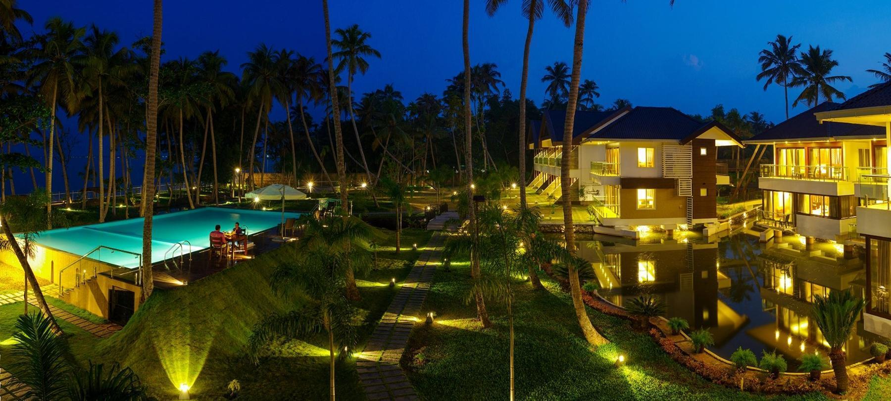 Resorts and Cottages in Kerala