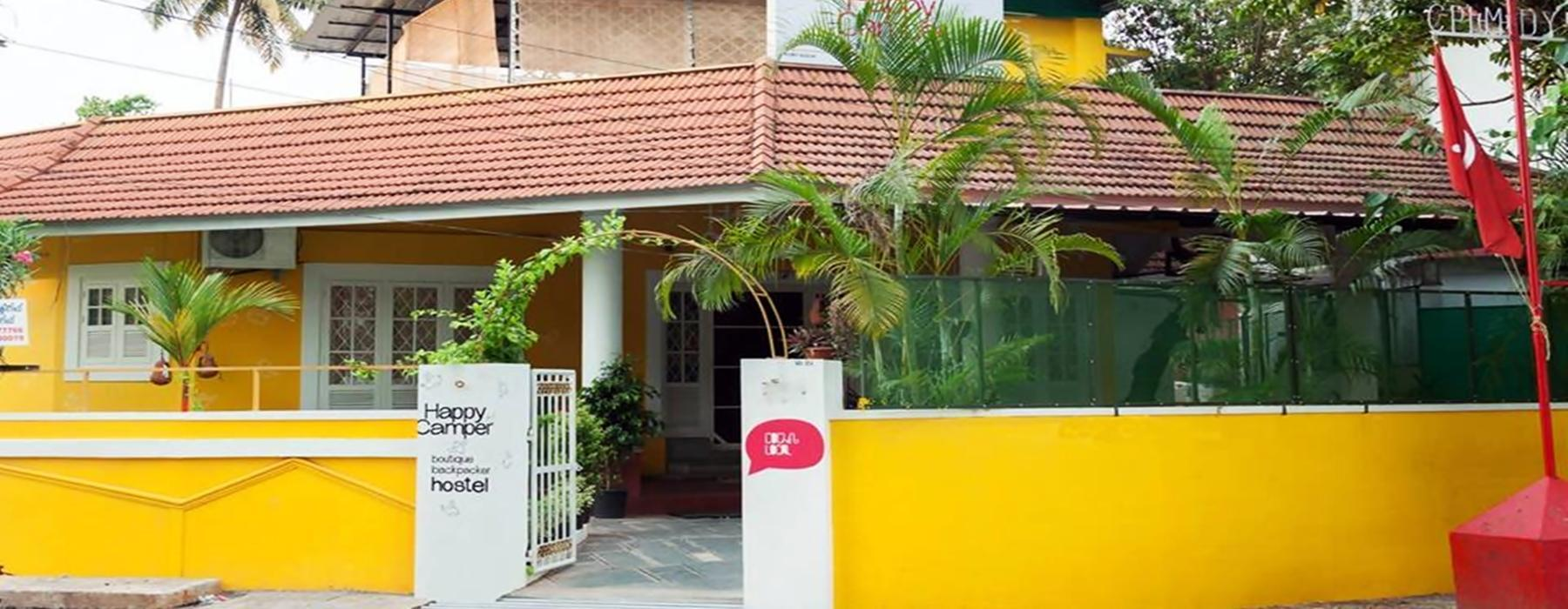 Backpacking Lodges in Kerala