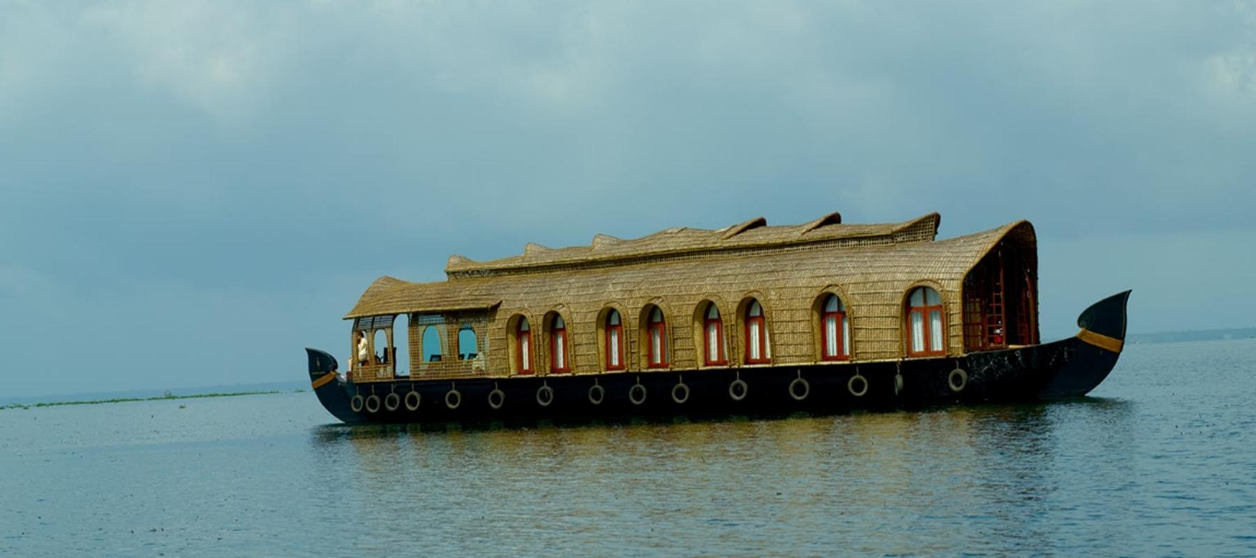 House Boats in Kerala