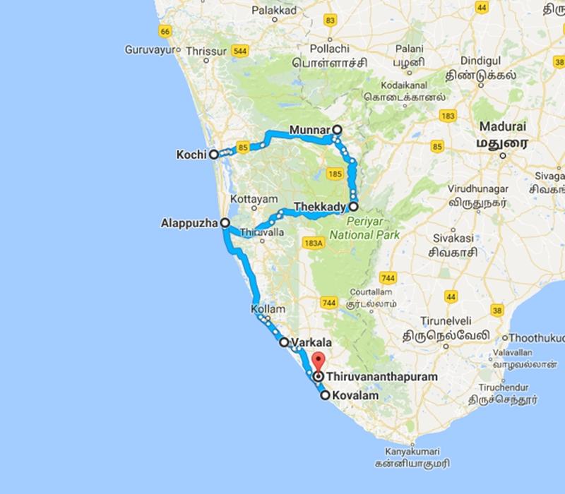 Thiruvananthapuram Travel: The Kerala Travel Blog €� Experience Kerala