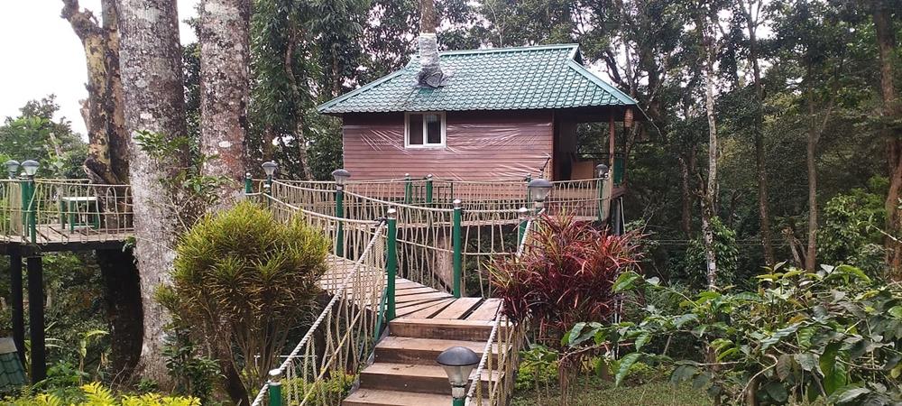 Kaivalyam Retreat- Munnar