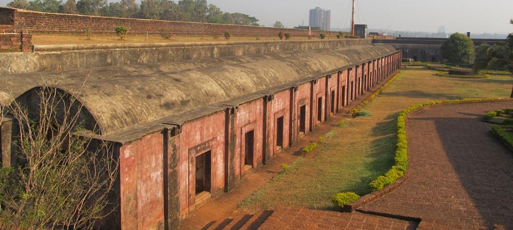 St Angelo Fort Kannur