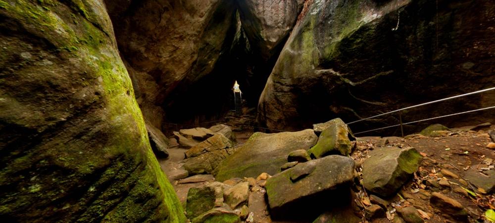 Edakkal Caves Wayanad