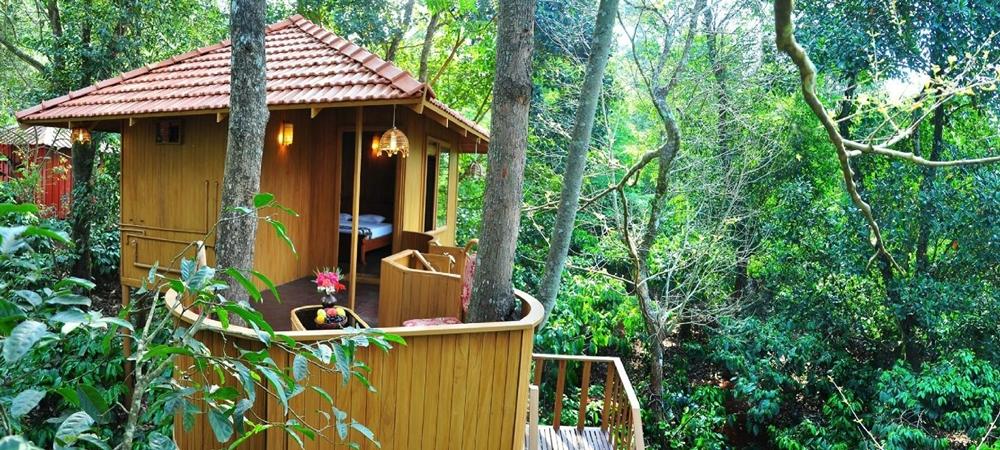 Planet Green Plantation Resort- Wayanad