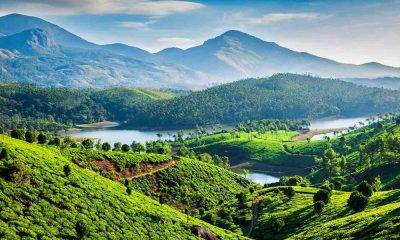 A pristine hill station with lakes, tea gardens and mountains