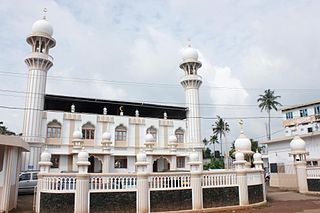 pullencheri juma masjid