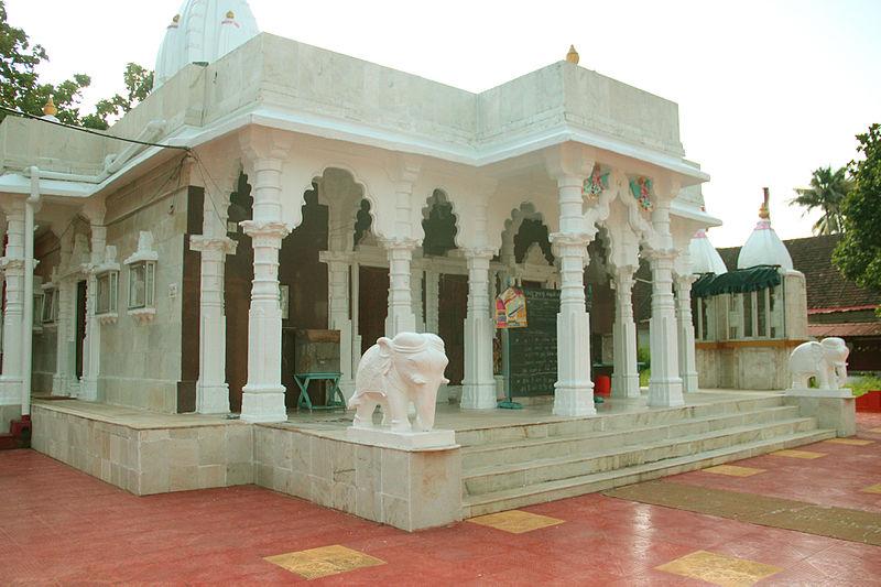 SwetamberJain Temple