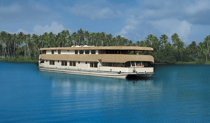 Kerala Cruiser of the Oberoi Vrinda