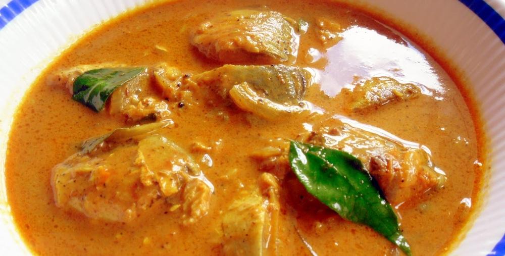 Ayila curry
