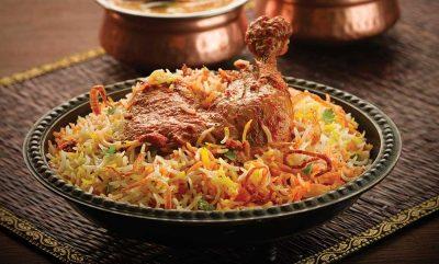 Kerala's most special biryani