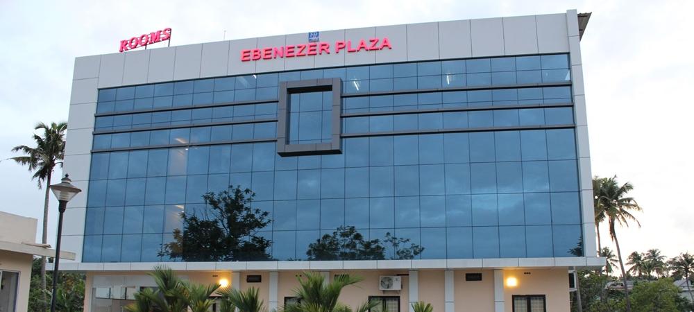 Exterior view of Ebenezer Plaza Hotel