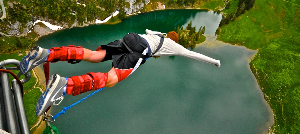 Safety prioritized for bungee jumping