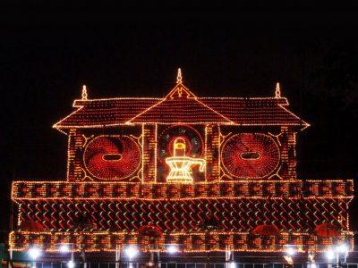 thirunakkara_temple-arattu