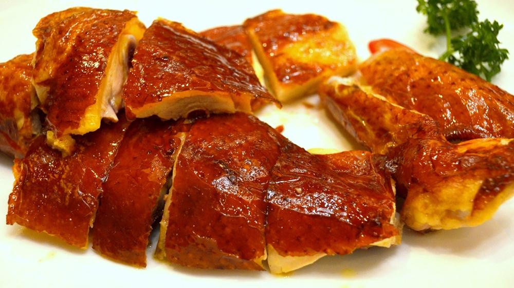 Chinese Roast Chicken at Chifonets Restaurant