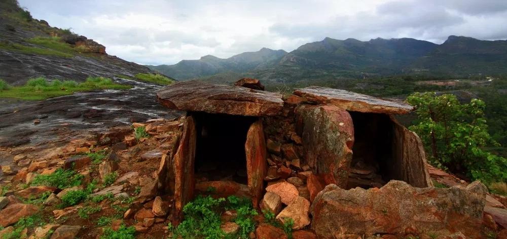 The archaic site of Marayur