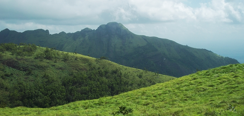 The pleasant hill station of Ponmudi