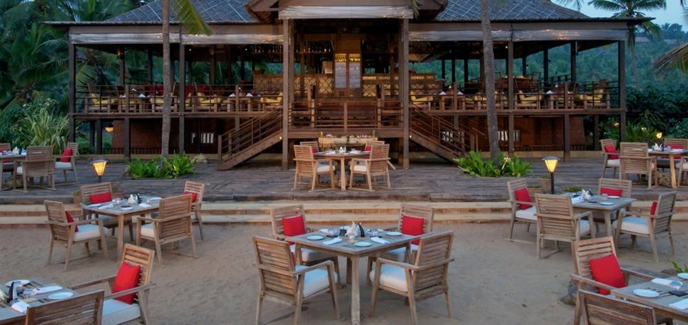 The scenic restaurant - Jasmine Bay