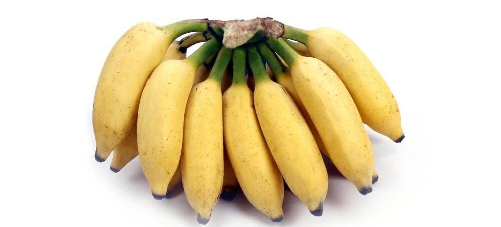 Poovan Pazham - Baby bananas