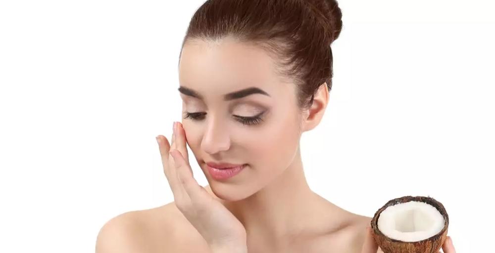 Using coconut oil for skin