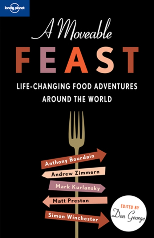 A Moveable Feast - Book Cover