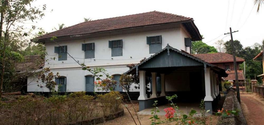 Puthiya Kovilakam Heritage Homestay