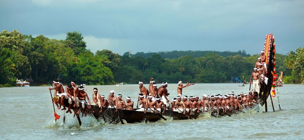 Kerala snakeboat race