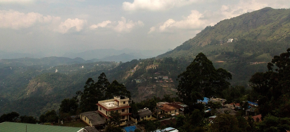 Viewpoint at Kallar Vattiyar