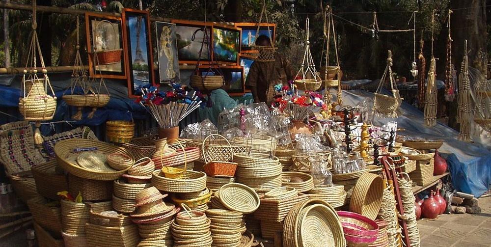 handicrafts in kerala