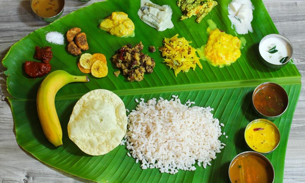 Kerala Hindu Cusine