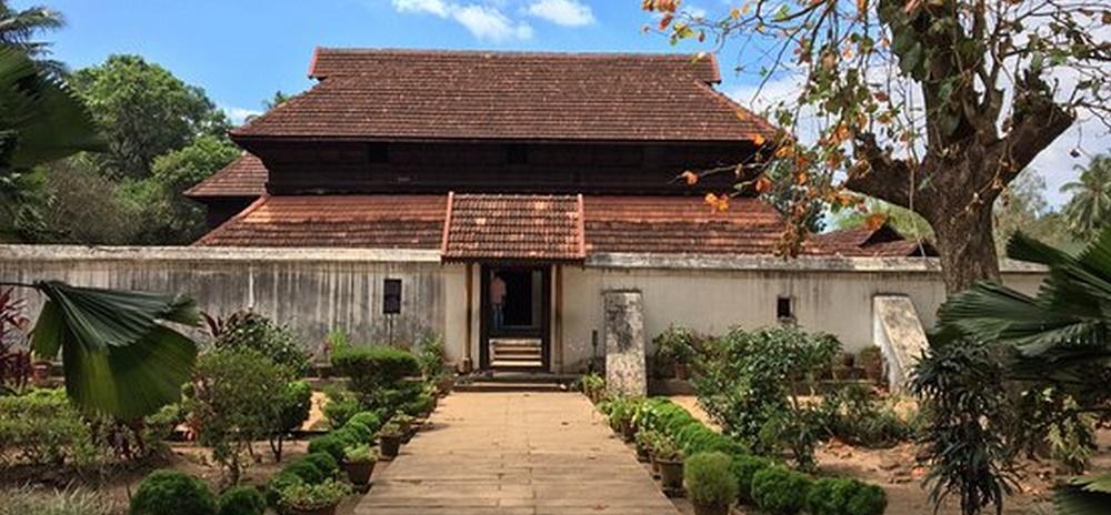 Krishnapuram Palaceac