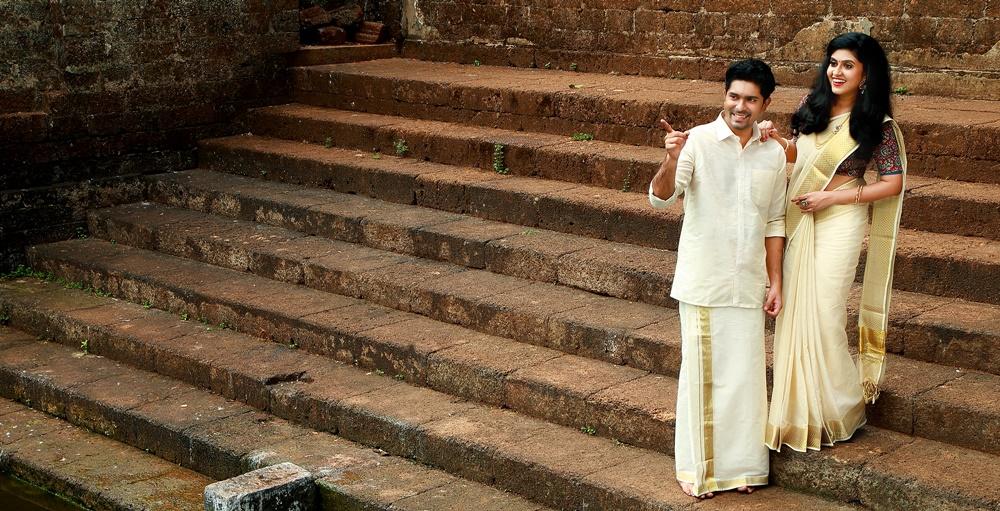 Mundu in Kerala