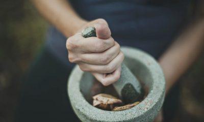 Making ayurvedic medicine